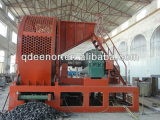 Tire usato Shredder Machine da vendere/Rubber Powder Production di Waste Tire Recycling Line