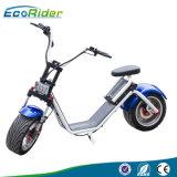 China-Qualität Citycoco elektrischer Roller, elektrisches Fahrrad des fetten Gummireifen-1200W