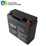 Sonnenenergie-nachladbare Leitungskabel-Säure-Batterie der hohen Kapazitäts-12V17ah für Notleuchte