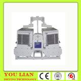 Séparateur de paddy de densité de Double-Corps pour la rizerie
