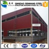 Edificio ligero de la estructura de acero de China para la oficina del taller del almacén