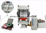 Azulejo de suelo de goma que hace a prensa de vulcanización de la máquina/del azulejo hidráulico de goma