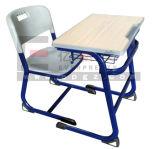 Escritorio y silla plásticos calientes del estudiante de la sala de clase de los muebles de escuela de la venta 2015