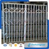 Cerca residencial del hierro labrado de la seguridad de la alta calidad (dhfence-19)