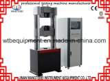 Máquina de teste universal servo Eletro-Hydraulic computarizada Wth-W1000