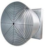 Tipo amanteigado exaustor do ventilador do cone