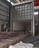 Tipo alta fornace del carrello di trattamento termico di invecchiamento del gas della fornace