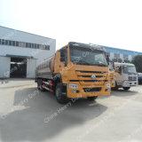 Camion d'allumeur de bitume de la capacité 18m3 de camion-citerne aspirateur de HOWO 6X4