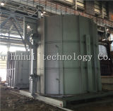 1100 chilowatt del tipo forno a resistenza della Bell con la tenuta stagna automatica del cilindro