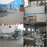 Fruits de mer dans Tray Shrink Wrapping Machine/Seafood Shrink Packing Machine