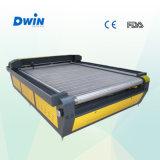 Führende Laser-Ausschnitt-Selbstmaschine für Gewebe-Leder (DW1626)