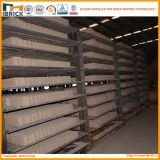 Câmara de secagem curta do secador do tijolo do verde do período