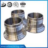 黄銅の自動車部品をか合金またはステンレス鋼またはアルミニウム機械で造っているOEM