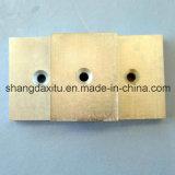 Blocchetto permanente personalizzato N35 del magnete di NdFeB