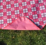 Coperta di campeggio della stuoia di picnic della spiaggia esterna a prova d'umidità