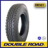 싼 Price Double Road Brand Truck Tyre 13r22.5, Radial Truck Bus Tyre