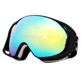 TPU Frame Custom Logo Revo Lens Snow Goggles (SNOW-3200)