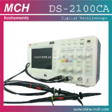 2CH Two - canaleta Color Display 1GS/S Sampling Digital Storage Oscilloscope (DS-2100CA)
