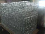 Painéis de alumínio da carcaça do favo de mel para os painéis de pedra do favo de mel (hora P024)