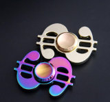 Colorful Limited-Versions-neue Unruhe spielen Dollar-Handspinner-Metallfinger-Druck-Spinner-Qualitäts-Peilung EDC