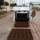 Het Maken van de Baksteen van het blok Machine, Blok dat Machine legt
