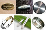 20W一流版か宝石類または金属の小型か携帯用ファイバーレーザーの彫刻家のマーキング機械
