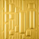 El nuevo panel de pared del diseño 3D para la pared y el techo Decoration-T014