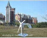 gerador de turbina horizontal do vento 600W apropriado para a baixa área do vento