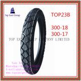 Lange Lebensdauer des Nylon-6pr, Superqualitätsmotorrad-Reifen mit Größe 300-18, 300-17