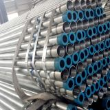 BS Hot 1387 DIP Galvanized Round Pipe mit Threaded Ende Manufacturer