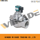 Wiikade DMF Series Right Angle Solenoid Pulse Valve per aria pulita