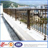 Barrières faites sur commande ornementales/décoratives/clôturant