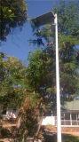 ISOによって証明される60W太陽街灯5年の保証の