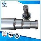 CNC que faz à máquina o eixo do aço inoxidável 42CrMo4 de Customzied