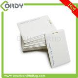 Tarjeta Clamshell EM 125kHz EM4100 1,8 mm Espesor RFID