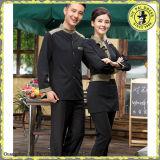 De moderne Uniformen van het Restaurant van het Hotel voor de Serveerster van Kelners