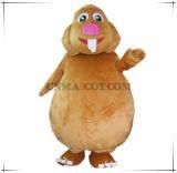 Bom preço do traje Shaped enorme engraçado da mascote de Suslik do corpo