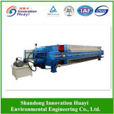 Presse de filtre hydraulique de 630 séries