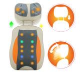 Elektrischer siamesischer Shiatsu knetender Recliner-Stutzen und rückseitiges Massage-Kissen