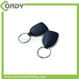 Водоустойчивое keyfob 125kHz TK4100 EM4200 RFID франтовское кожаный Keychain