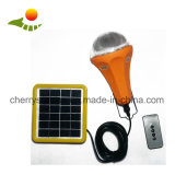 2015 installationssatz-Solarhauptlicht der neuen Produkt-12W Solarhauptdes Sonnenkollektor-LED