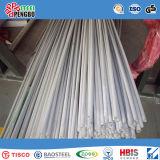 Pipe d'acier inoxydable de la qualité ASTM TP304 pour la construction