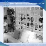 Hojas perforadas galvanizadas profesional para la decoración