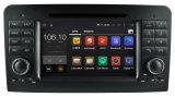 ベンツのGl GPSの運行のための人間の特徴をもつ車のDVDプレイヤー+Bluetooth+Audio+Radio