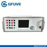 Type actuel calibreur de multimètre, CE, OIN de bride du mètre Gf6018A de bride de fuite de Digitals reconnue