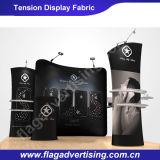 Exhibición de ferias de alta calidad Exhibición de telas de tensión