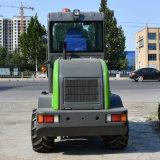 Miniladevorrichtung des rad-800kg mit hydraulischer Übertragung