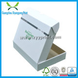 Boîte à carton en carton ondulé
