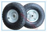 4.10/3.50-4 Pneumatisches Gummirad für Traktor Scoot