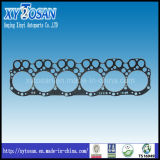 Auto junta de la cabeza del cilindro del motor para Hino Eh500, H06ctm, Eb100, H07c, ED100, Ek100, Er200, Ek100, Ef100, K13c, Ef300, K13D, Ef500